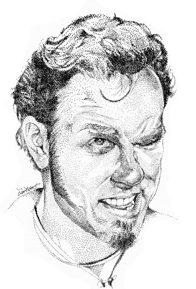 James Hetfield por cipta